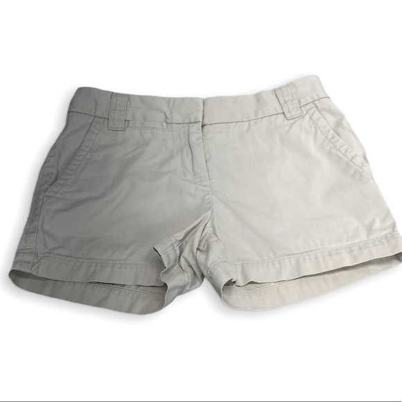 J. Crew Broke-In Chino City Fit size 0